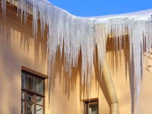 Госадмтехнадзор в ноябре начнет в регионе проверку крыш на наличие наледи